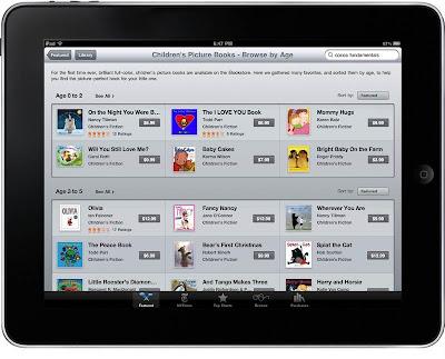 Apple podría estar presionando a las editoriales de cara al lanzamiento de iBookstore en latinoamérica