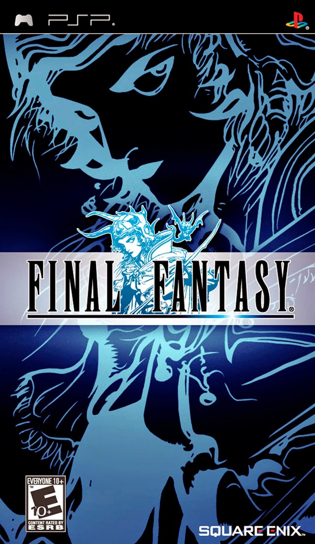 Final Fantasy Anniversary Edition (USA) PSP ISO