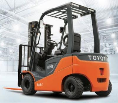 Xe nâng diện Toyota 8FBN25 0934172768