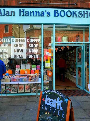 Alan Hanna's Bookshop. From 28 Best Bookshops in Dublin