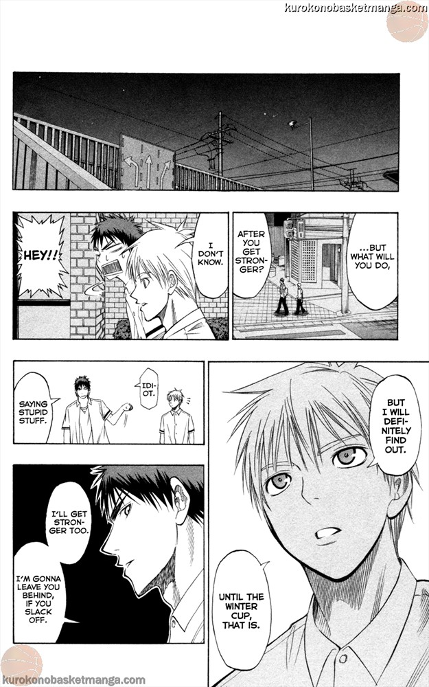 Kuroko no Basket Manga Chapter 57 - Image 18