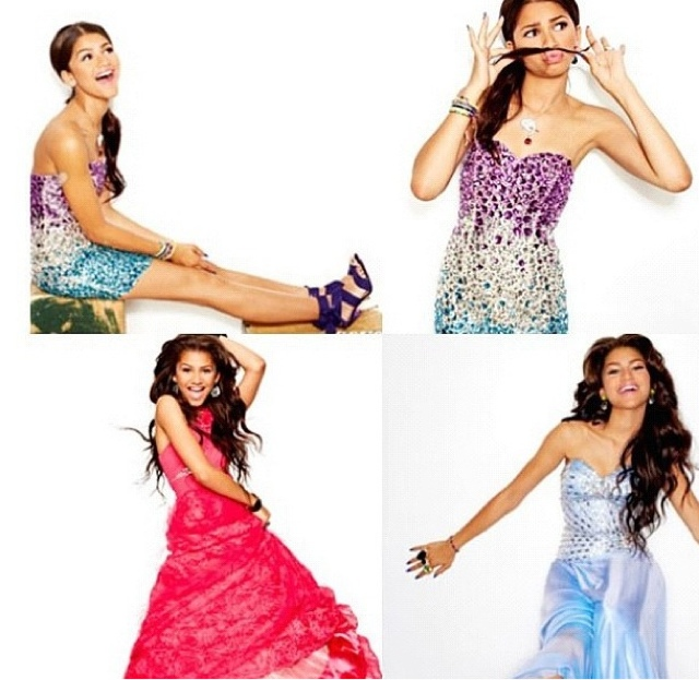 Bella Thorne And Zendaya Seventeen Magazine