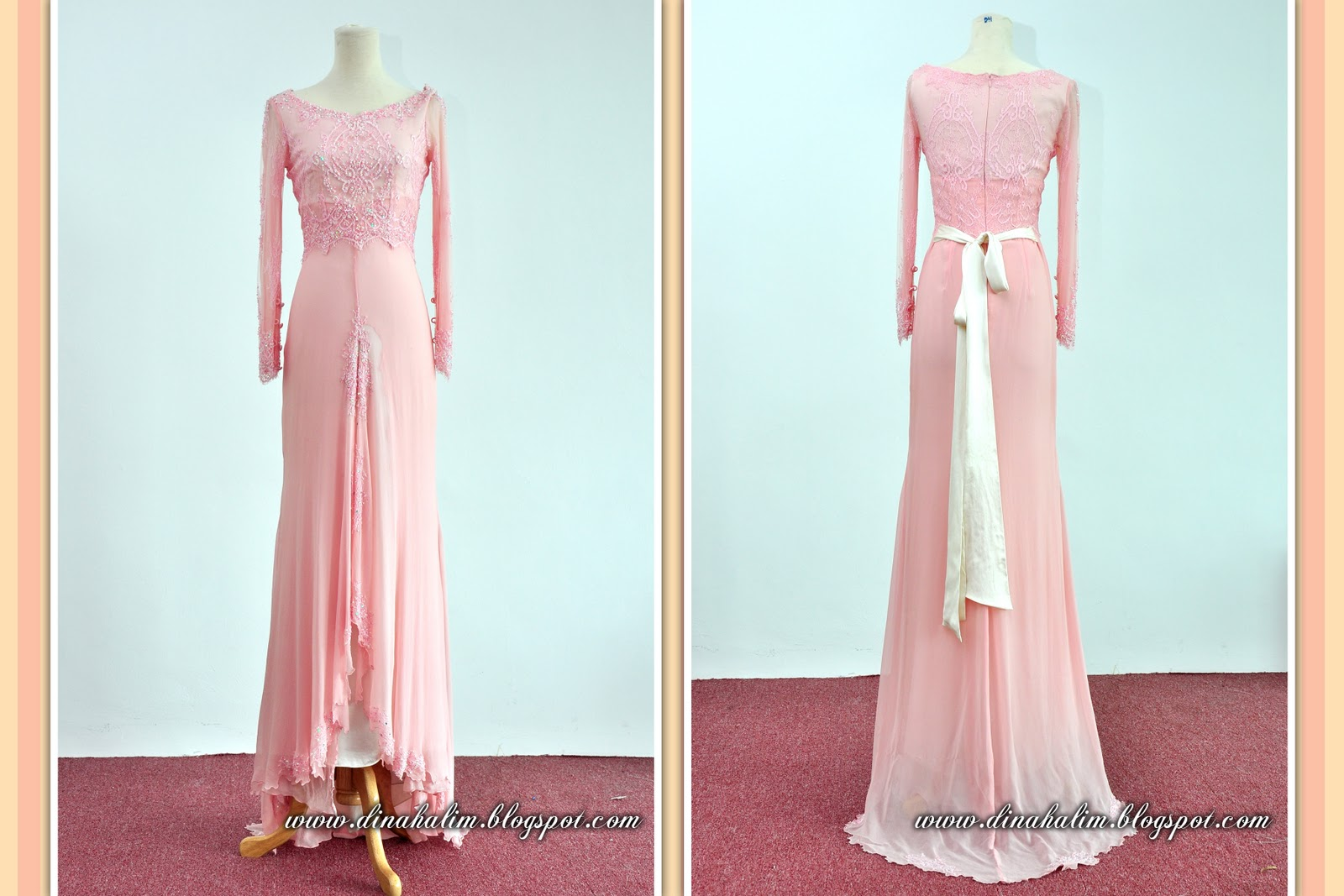 Dina Halim Bridal Boutique: Koleksi Baju by Dina Halim Bridal Boutique