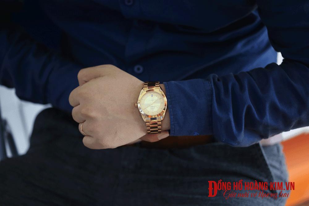 Địa chỉ bán những mẫu đồng hồ nam dây sắt đẹp nhất vịnh bắc bộ - 6