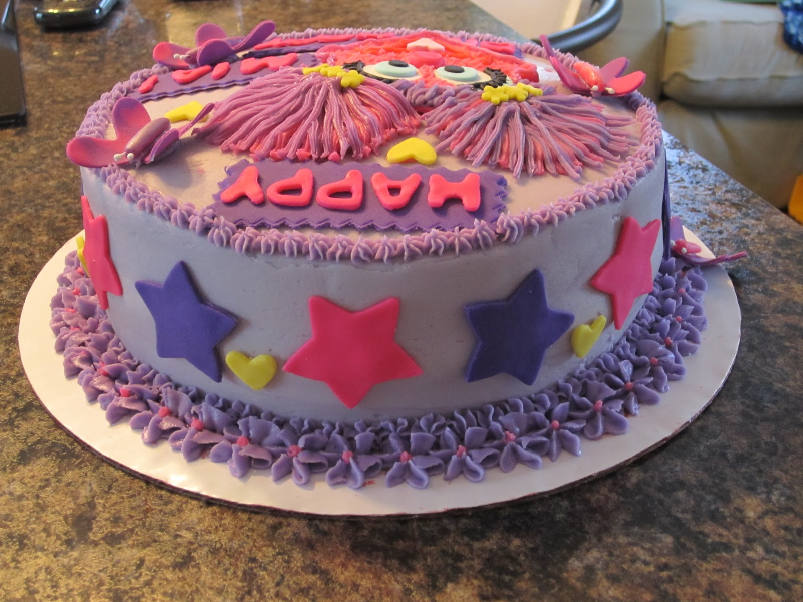 3 Year Old Little Girl Birthday Cake Ideas Sao Mai Center