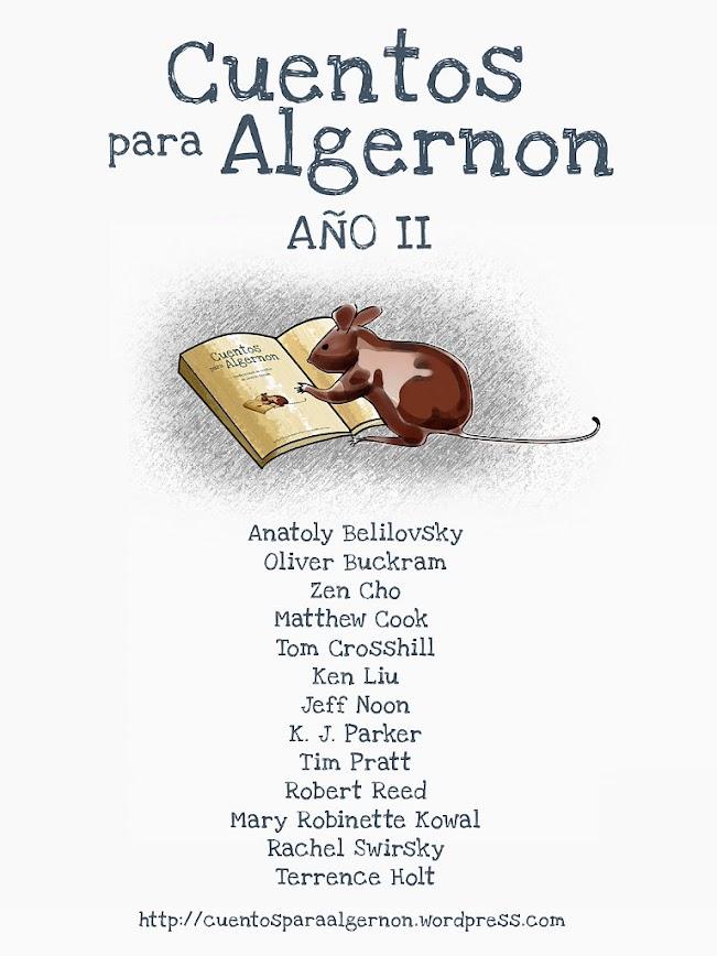 Cuantos para Algernon Año II