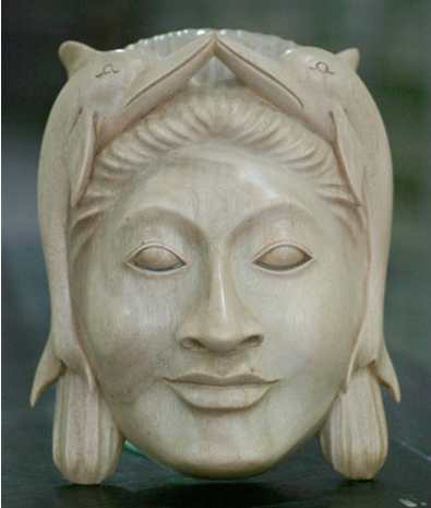 Goddess Ba Ngu Image