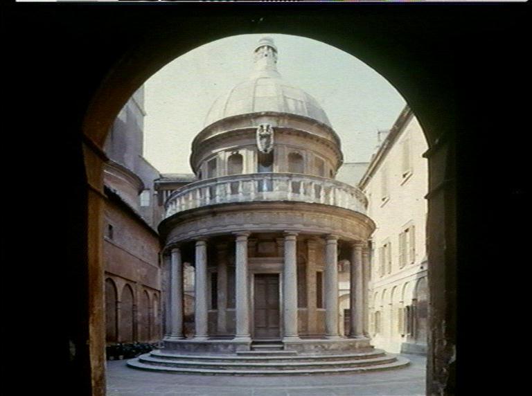 Vivir el arte cinquecento arquitectura for Arquitectura quattrocento y cinquecento