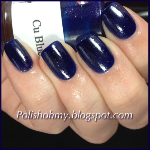 Girly Bits 'Cu Blue'