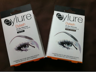 Eylure Dylash Eyebrow Eyelash dying review