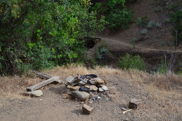 improvements at Gridley Spring