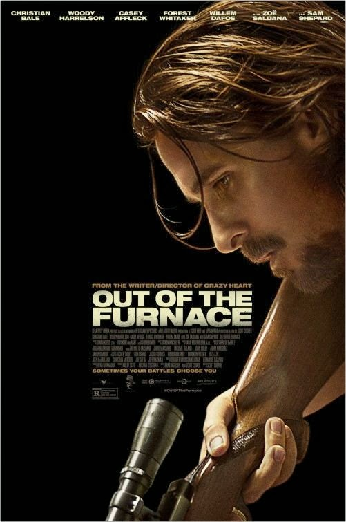 Poster Of English Movie Out of the Furnace (2013) Free Download Full New Hollywood Movie Watch Online At Alldownloads4u.Com