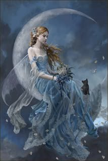 Goddess Of The Night Image
