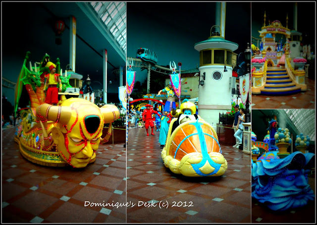 2012 06 116 Lotte World Theme Park  Seoul Korea