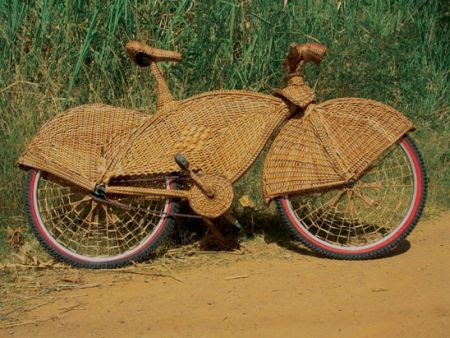 Natural Fiber Bicycle 6