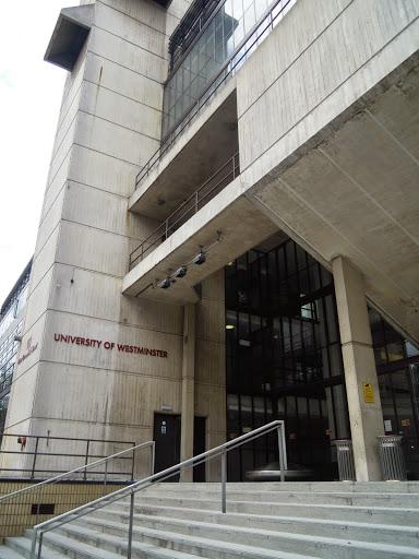 University of Westminster. #StudyAbroadBecause the world awaits you
