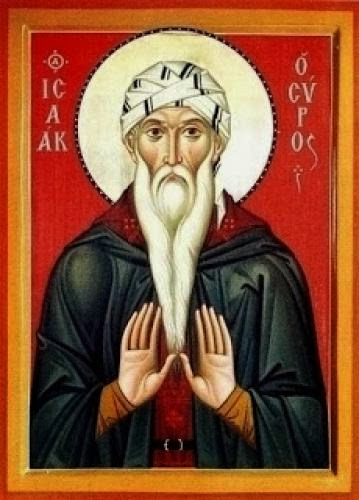 Saint Isaac The Syrian As A Model For Our Lives