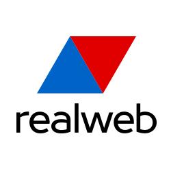 RealWeb logo