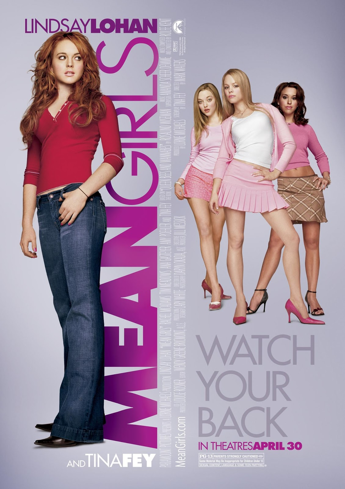 Những Cô Nàng Lắm Chiêu - Mean Girls