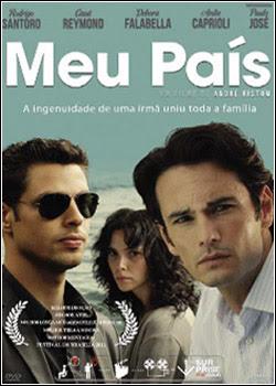 Baixar Filme Meu País – DVDRip AVI + RMVB Nacional
