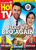 Hot TV 16 August 22 August 2014