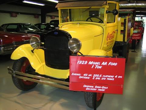 Arkansas之古董车收藏家