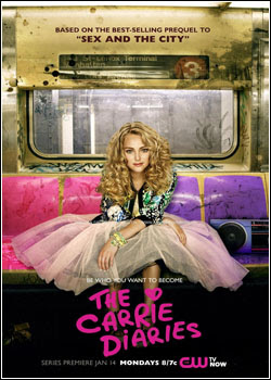 The Carrie Diaries 1ª Temporada Episódio 13 Season Finale HDTV  Legendado