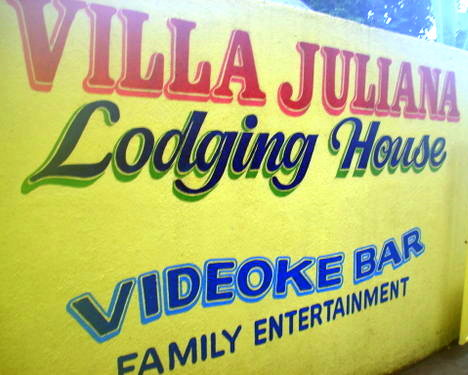 Philippines Beach: Villa Juliana Lodging House