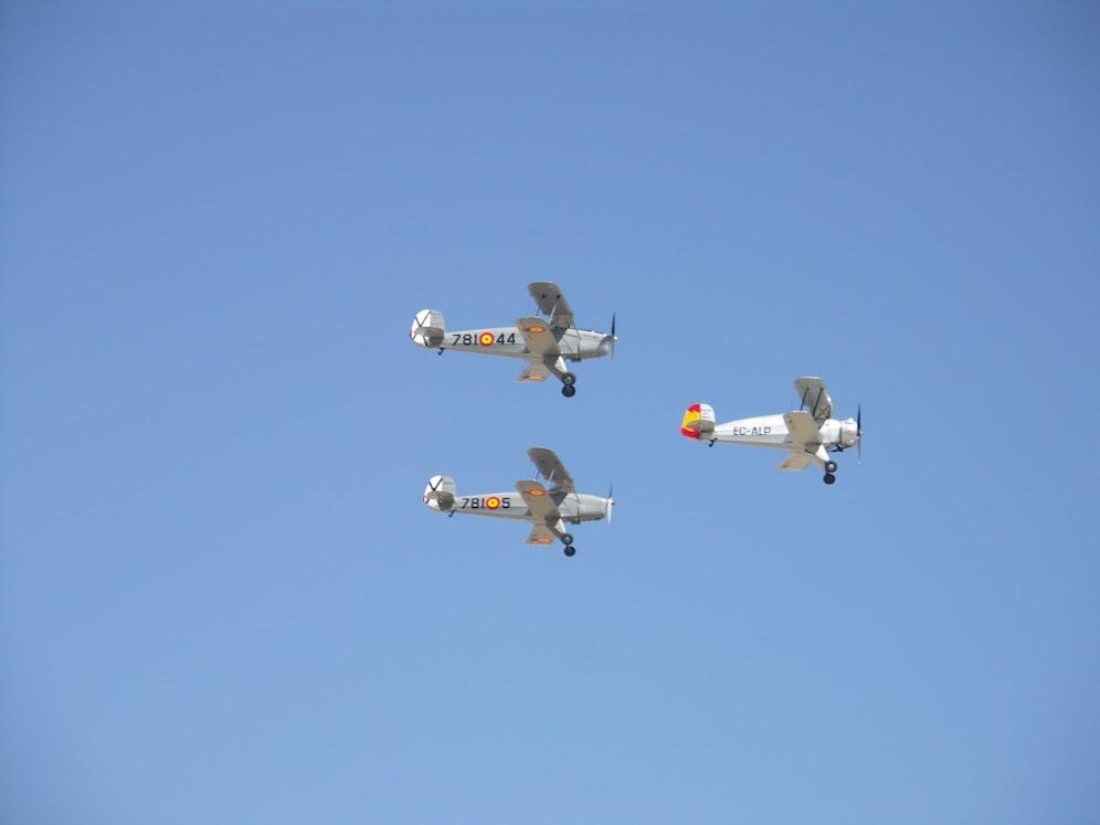 """Exhibición aerea de la Fundación """"Infante de Orleans"""". PICT0464"""