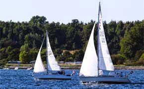 Sailboat rent