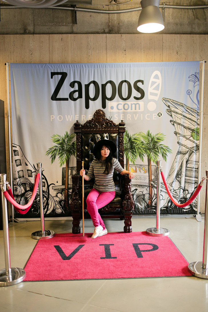 Zappos HQ.