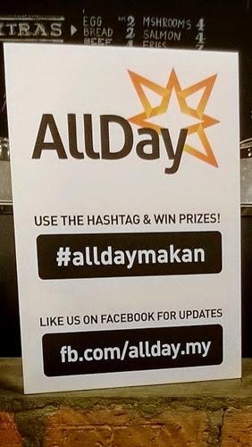 hashtag allday
