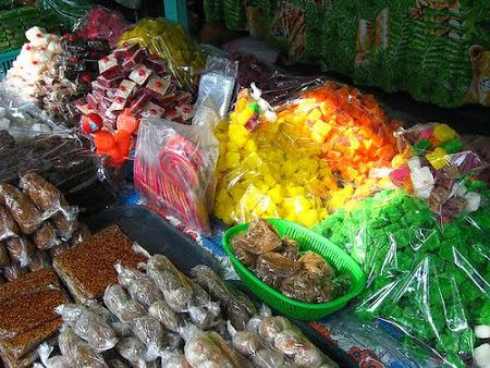 Dulces Salvadoreños