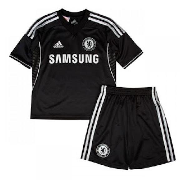 Jual Jersey Chelsea Kids 3rd 2014
