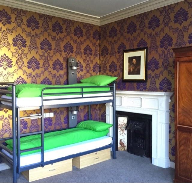 Royal York YHA Brighton dorm