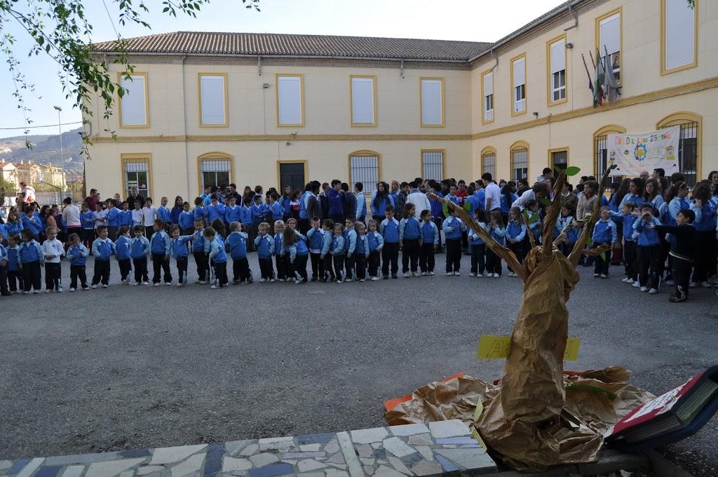 Día del libro SAFA Atarfe