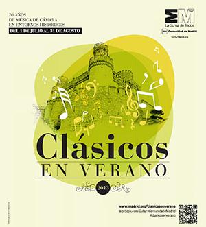 Clásicos en Verano 2013
