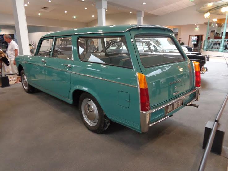Musée de l'aventure Peugeot à Sochaux DSC01330