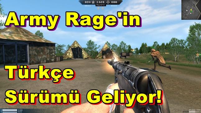 Army Rage'in Türkçe Sürümü Geliyor!