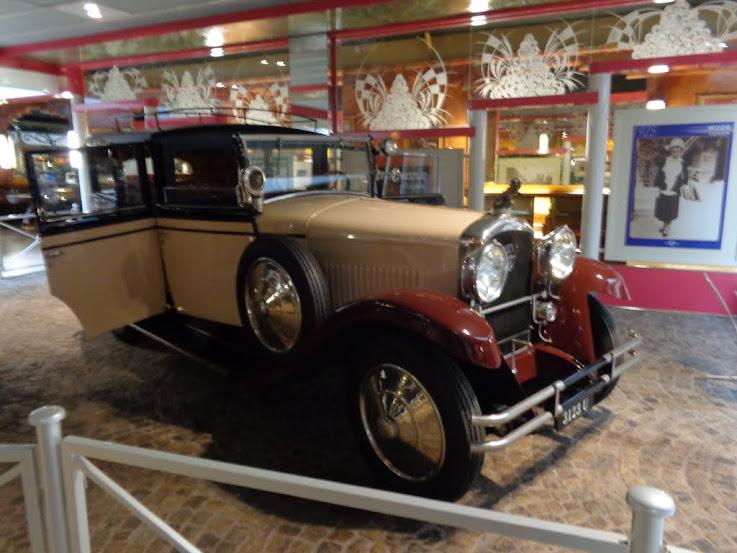 Musée de l'aventure Peugeot à Sochaux DSC01178
