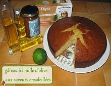 Gateau a l'huile d'olive