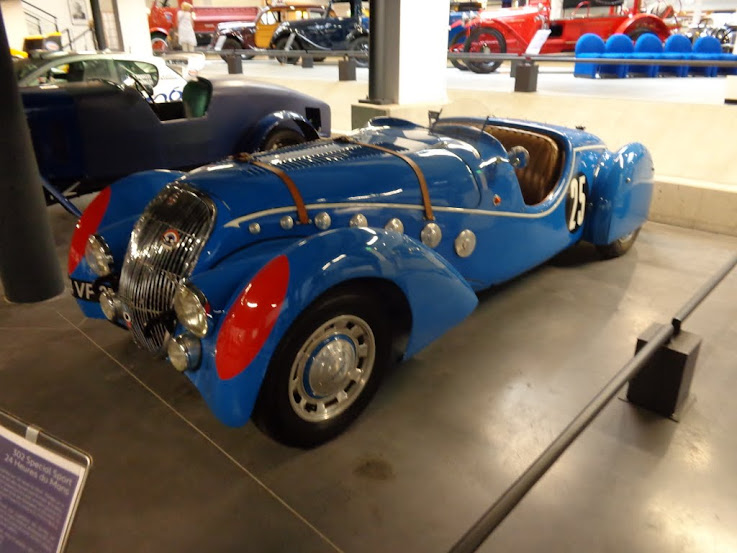 Musée de l'aventure Peugeot à Sochaux DSC01294