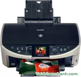 Tải driver máy in Canon PIXMA MP500 – hướng dẫn thêm máy in