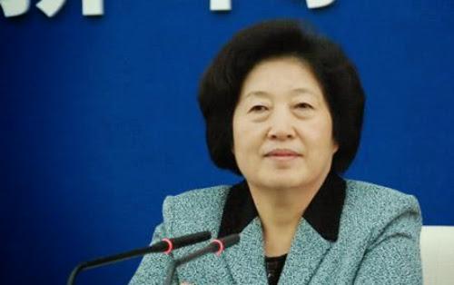 Bà Tôn Xuân Lan. Ảnh: Baidu