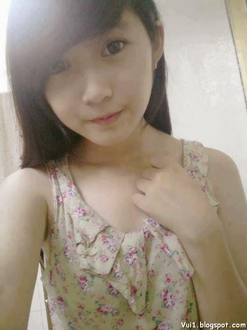 Ảnh Girl Xinh 9x Cực Cute, Có Nét Đẹp Baby - hình 6