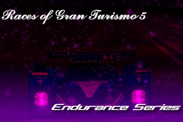 Gran Turismo 5 Endurance Series