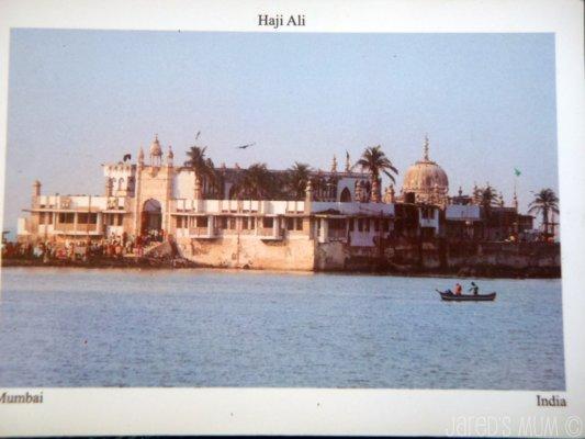 postcards, India, direct swaps