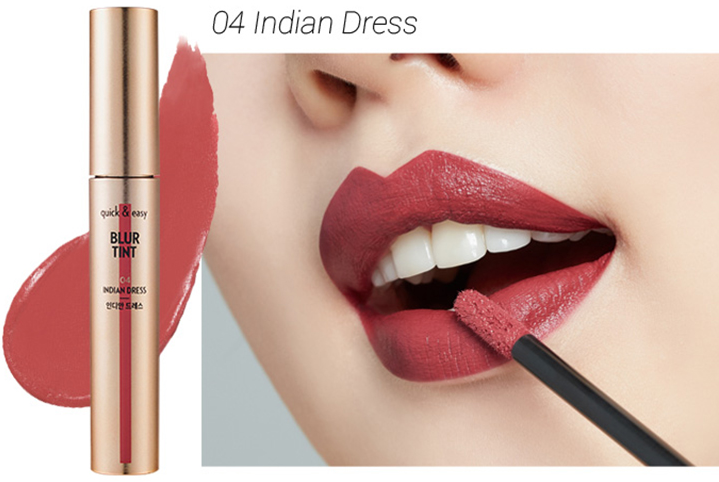 Son ETUDE HOUSE quick & easy BLUR TINT Indian Dress