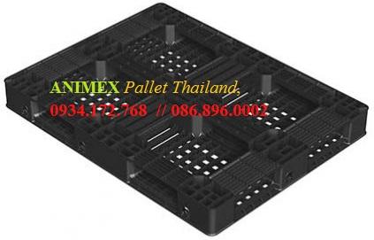 Pallet nhựa mặt lưới Thailand