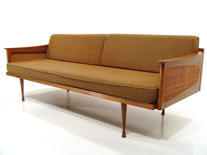 The Design Enthusiast: We have a new (to us) West Elm sofa